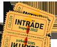 Inspero 2012 Inträde Biljetter Tickets